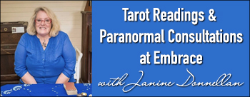 Tarot Readings & Paranormal Consultations at Embrace